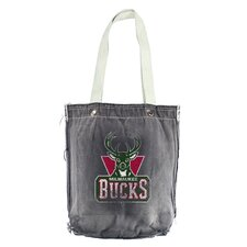 <strong>Little Earth</strong> NBA Vintage Tote Bag