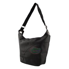 NCAA Sport Noir Color Sheen Hobo Purse