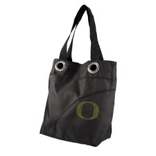 <strong>Little Earth</strong> NCAA Sport Noir Color Sheen Tote Bag