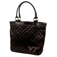 <strong>Little Earth</strong> NCAA Sport Noir Quilted Tote Bag
