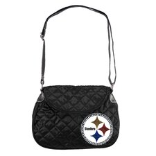 NFL Sport Noir Quilted Shoulder Bag