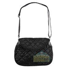 NBA Sport Noir Quilted Shoulder Bag