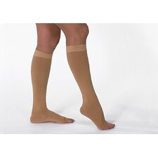 Ultraline 20-30 mmHg Below Knee Open Toe Stocking