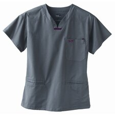 5600 3-Pocket Medflex II Top in City Slate