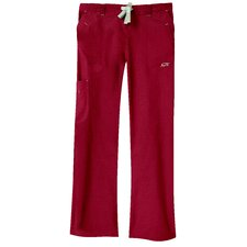 5522 MedFlex II Female Cargo Pant in Merlot
