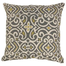 <strong>Pillow Perfect</strong> Damask Floor Pillow