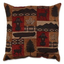 Lodge Throw Pillow
