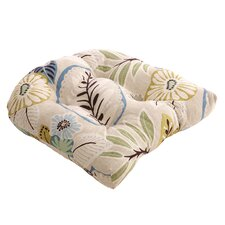 Tropical Chair Cushion