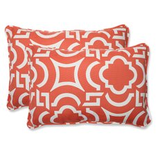 <strong>Pillow Perfect</strong> Carmody Throw Pillow (Set of 2)