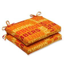 Grillin Seat Cushion (Set of 2)