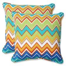 Zig Zag Throw Pillow (Set of 2)
