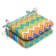 Zig Zag Seat Cushion (Set of 2)