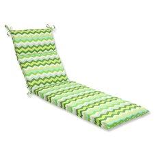 Panama Wave Chaise Lounge Cushion