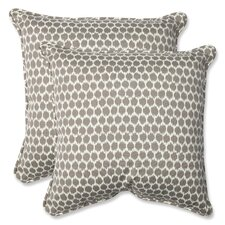Seeing Spots Throw Pillow (Set of 2)