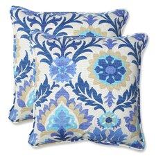 Santa Maria Throw Pillow (Set of 2)