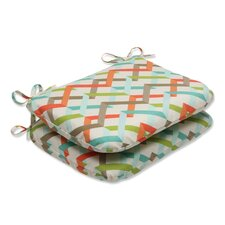 <strong>Pillow Perfect</strong> Parallel Play Seat Cushion (Set of 2)