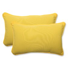 <strong>Pillow Perfect</strong> Fresco Throw Cushion (Set of 2)