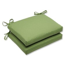 Canvas Corners Seat Cushion (Set of 2)