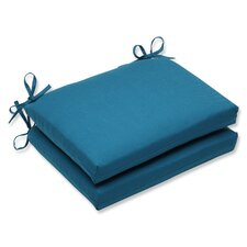 <strong>Pillow Perfect</strong> Spectrum Corners Seat Cushion (Set of 2)