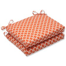 <strong>Pillow Perfect</strong> Hockley Corners Seat Cushion (Set of 2)