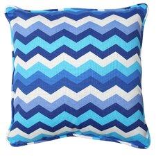 Panama Wave Throw Pillow (Set of 2)