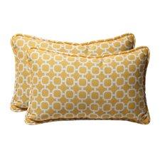 Decorative Rectangle Toss Pillow (Set of 2)