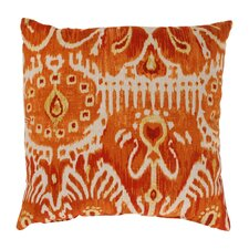 <strong>Pillow Perfect</strong> Cerva Cotton Throw Pillow