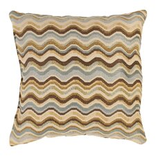 <strong>Pillow Perfect</strong> Wave Polyester Throw Pillow