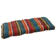 Westport Wicker Loveseat Cushion