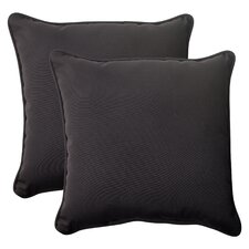 Fresco Corded Throw Pillow (Set of 2)