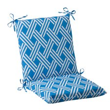 <strong>Pillow Perfect</strong> Carib Chair Cushion