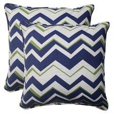 Tempo Corded Throw Pillow (Set of 2)