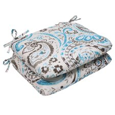 Paisley Seat Cushion (Set of 2)