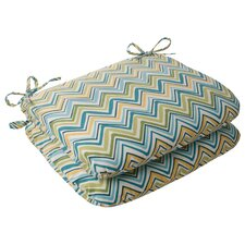 Cosmo Chevron Seat Cushion (Set of 2)