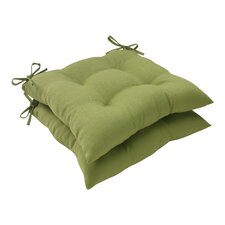 Forsyth Tufted Seat Cushion (Set of 2)