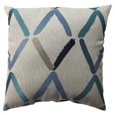 Diamonte Geo Polyester Pillow