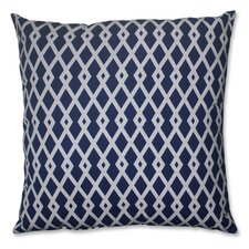 Cotton Floor Throw Pillow