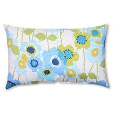 Pic-A-Poppy Lumbar Pillow