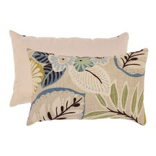 Tropical Rectangular Throw Pillow