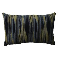 Kasuri Polyester Throw Pillow