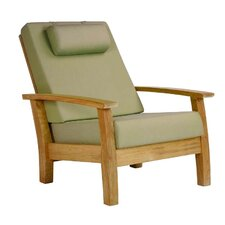 <strong>Barlow Tyrie Teak</strong> Haven Deep Seating Armchair with Cushion
