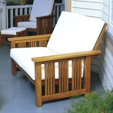 <strong>Barlow Tyrie Teak</strong> Mission Two Seater Settee (Outdoor)