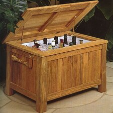 Reims Teak Refreshments Chest