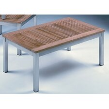 <strong>Barlow Tyrie Teak</strong> Equinox Rectangular Low Coffee Table