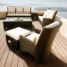 Savannah Wicker Seating Group