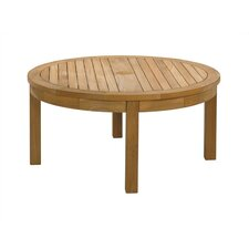 <strong>Barlow Tyrie Teak</strong> Equinox Circular Conversational Coffee Table