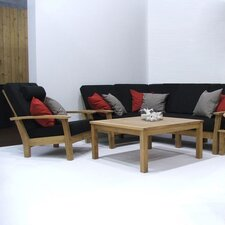 <strong>Barlow Tyrie Teak</strong> Haven Deep Seating Group