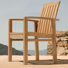 <strong>Barlow Tyrie Teak</strong> Apex Dining Arm Chair
