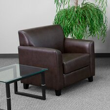 <strong>Flash Furniture</strong> Hercules Diplomat Series Leather Chair