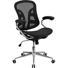 <strong>Flash Furniture</strong> Mid-Back Mesh Computer Chair